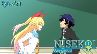 Nisekoi Abridged Episode 1