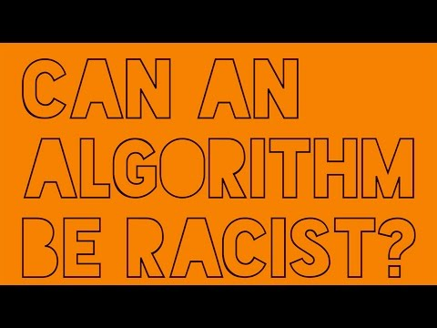 Can Algorithms Be Racist?
