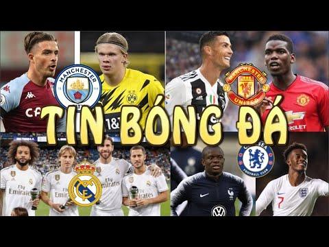 Tin bóng đá - Chuyển nhượng - 31/3/2021: Pogba sẽ rời MU,Man City nổ 2 bom tấn,Real bán 6 sao khủng