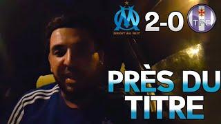 OM VS TOULOUSE 2-0 LE TITRE SE RAPPROCHE POUR L'OM