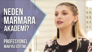 Profesyonel Makyaj Eğitimi için Neden Marmara Meslek Kursu?