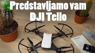 Predstavljamo vam DJI Tello