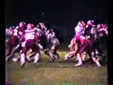 Monte Vista Football 1987 7 of 10 NCS Champions Highlight Playoffs