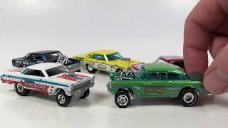 Dragstrip Demons - Hot Wheels Car Culture 2018