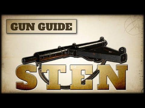 STEN Stats & Best Class Setups | CoD WW2 Gun Guide #12