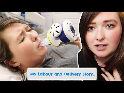 MY FULL UNTOLD LABOUR AND DELIVERY STORY!