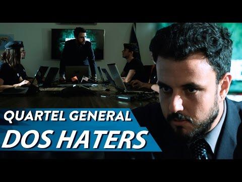 QUARTEL GENERAL DOS HATERS