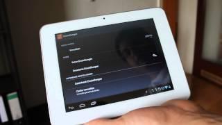 RaspBMC / XBMC mit Smartphone und Tablet steuern!