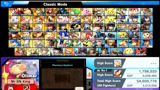 "Let's Tackle ""Classic Mode"" 