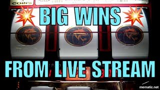 💥Big Wins At MGM💥Majestic Lions Slot Play/Live Play💥