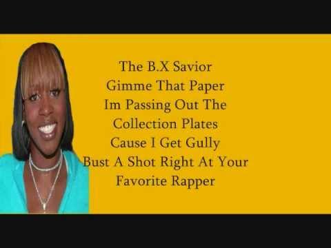 I Get Money Nicki Minaj & Remy Ma Verses Lyrics
