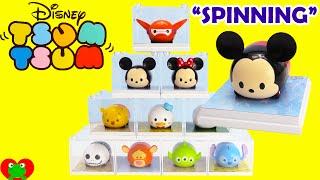 Disney Tsum Tsum Spinning Car Collection