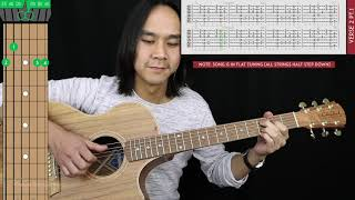 More Than Words Guitar Cover Acoustic - Extreme 🎸 |Tabs + Chords|