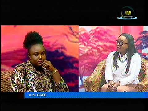 OMOLUABI MORTGAGE BANK PLC- OSBC AM CAFE Interviewed Olaitan Aworonke (General Manager)