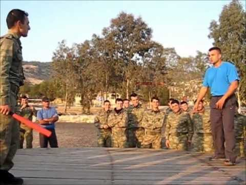 IKWTS-İZMİR Commando School Armed-Unarmed Self Defence Training Lectures by Dai Sihing Ozgur GEDIK