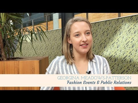 Hello Georgina - Fashion Events & Public Relations | AIM Overseas