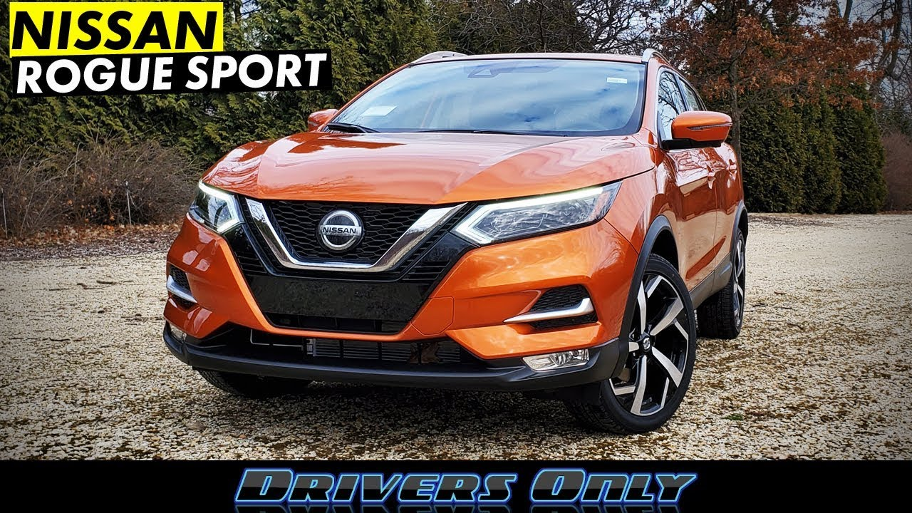 2020 Nissan Rogue Sport - This Subcompact SUV Will Surprise You