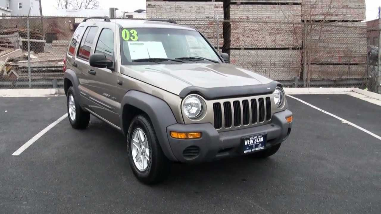 2003 Jeep Liberty 3.7 Sport 4x4 - YouTube