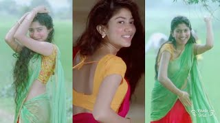 Malliswarive madhurasala manjarive song  💞Sai  Pallavi  cute status💞 WhatsApp Telugu status 💞