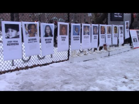 100 - #StolenChildren (Rough Cut) - New York, NY - 22 February 2015