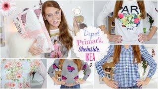 IKEA, DEPOT, PRIMARK, SHEINSIDE HERBST HAUL 2014 Thumbnail