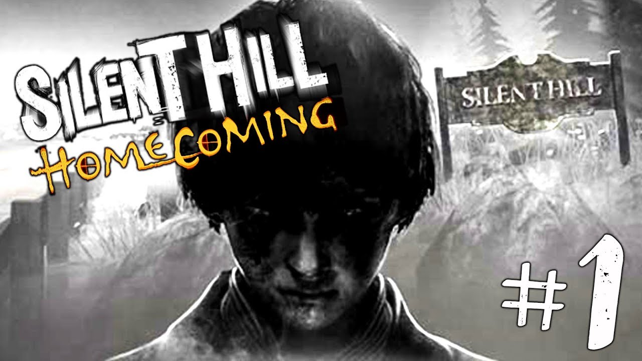 хоррор игра silent hill