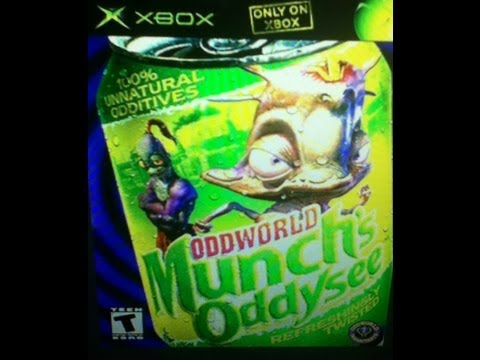 Oddworld: Munch's Oddysee part 6 (Fuel Fields/Magog Motors)