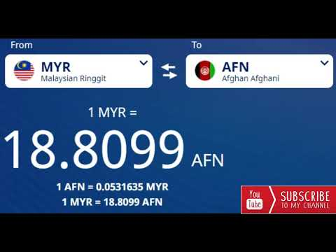 Today Malaysia ringgit Exchange Rate today