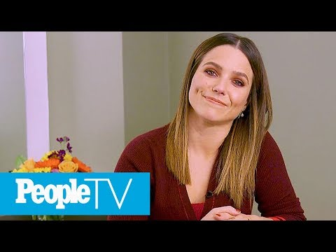 Sophia Bush Shares Her Advice For Women Who Want to Make An Impact, Her Younger Self | PeopleTV