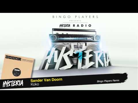 Hysteria Radio presented by Bingo Players, Episode 2 [July/August 2011]
