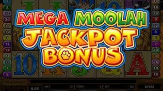 Mega Moolah Slot - 1.5 Million Jackpot Win!