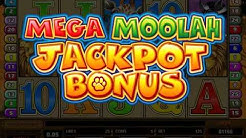 Mega Moolah Slot - 1.5 Million Jackpot Win!