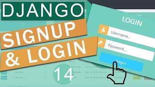 User Registration and Login Authentication  Django (3.0)  Crash Course Tutorials (pt 14)