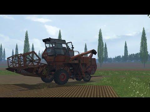 Сосновка - 01 - Farming Simulator 15