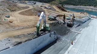 Oroville Spillways Phase 2 Update May 11, 2018