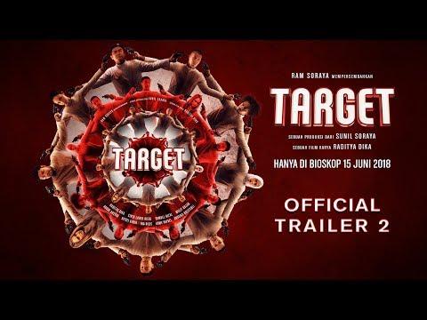 Official Trailer 2 TARGET (2018) - Raditya Dika, Cinta Laura Kiehl