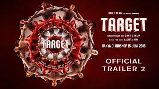 TARGET Official Trailer 2 (2018) - Raditya Dika, Cinta Laura Kiehl