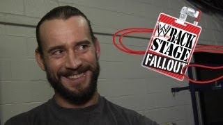 Backstage Fallout - Masters of mind games - Raw - April 23, 2012