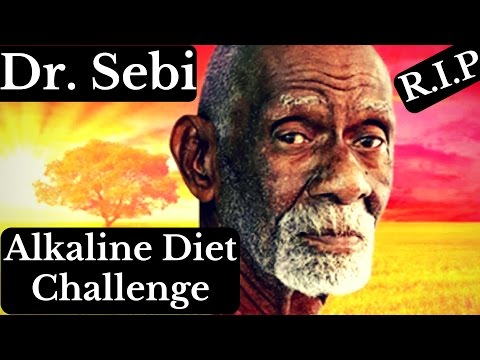 Dr. Sebi's Alkaline Diet