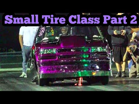 Small Tire Class Part 2 at No Prep Kings in Texas