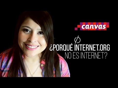 �Por qu� internet.org no es internet? | Diana Reyes @tifis en Platzi Canvas