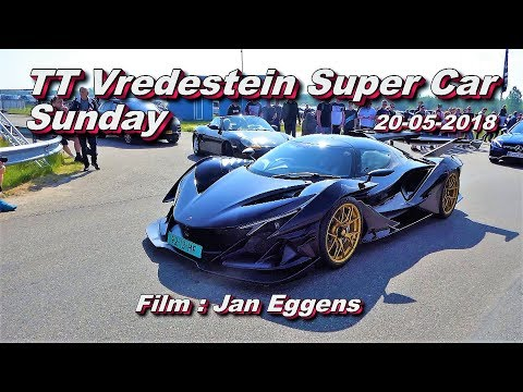 TT Vredestein Super Car Sunday 20 05 2018