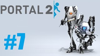 Portal 2 Multiplayer #7 : Concussion for the win!