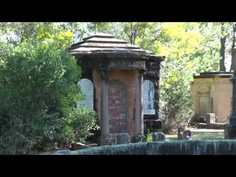 "Rookwood Necropolis - Occult symbolism within the ""City of the Dead"""