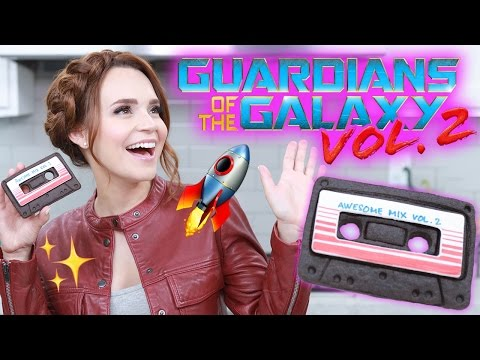 Download GUARDIANS OF THE GALAXY CASSETTE COOKIES - NERDY NUMMIES Snapshots
