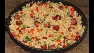 Готовила уже 100 раз и всегда родные просят добавку! Вкуснее риса еще не пробовала!