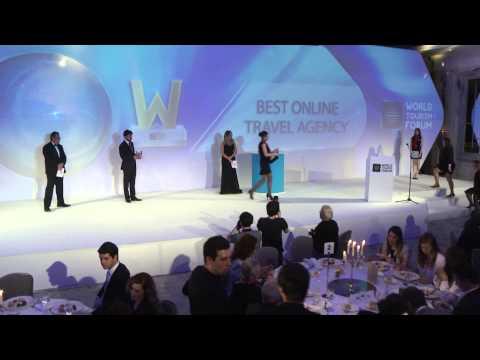 World Tourism Forum Awards'15 - Best Online Travel Agency / Expedia