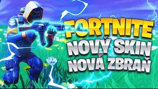 NEW WEAPON AND NEW SKIN! | Fortnite Battle Royale