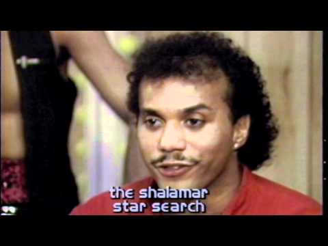 Shalamar - Backstage With Shalamar (Check It Out Show)