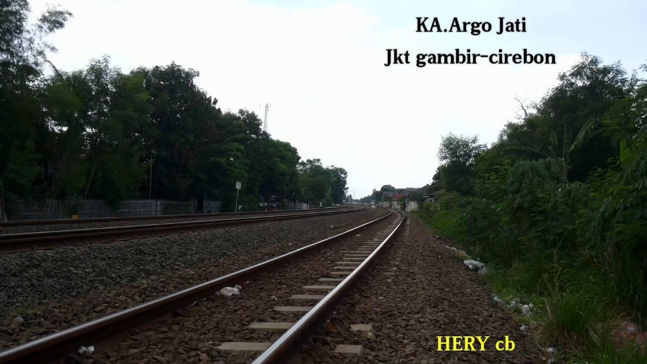 Cc206 Super kecepatan tinggi Kereta Api Argo Jati;Cirexs ...